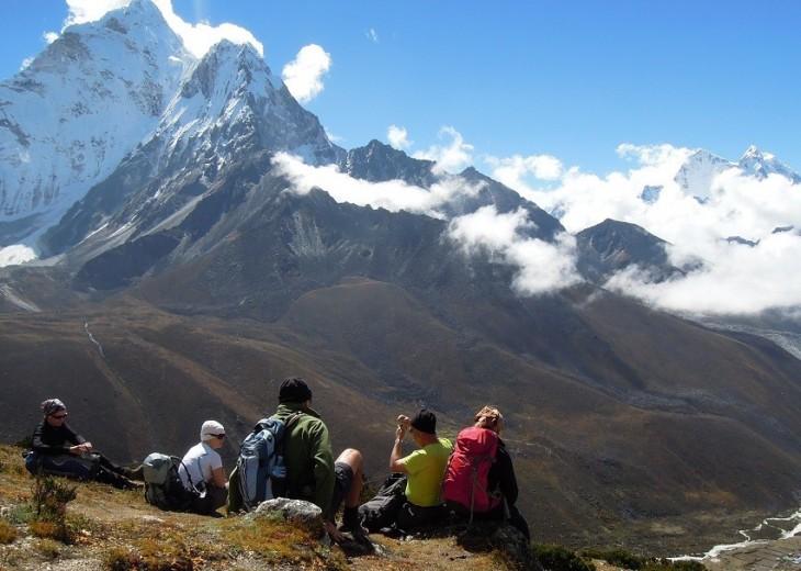Everest Base Camp Trek budget trekking