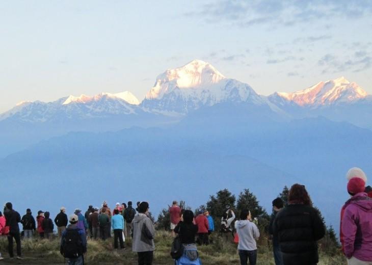 Annapurna Base Camp Trek budget trekking