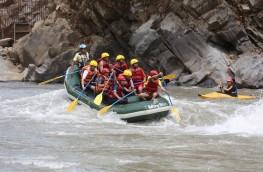 Sun Koshi River Rafting
