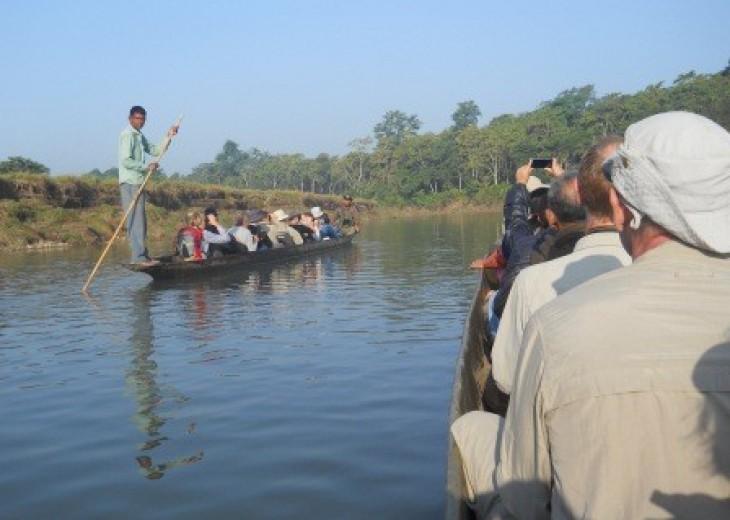 Chitwan Jungle Safari budget trekking