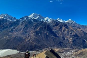 Langtang and Helambu Trek