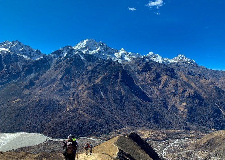 Langtang and Helambu Trek budget trekking