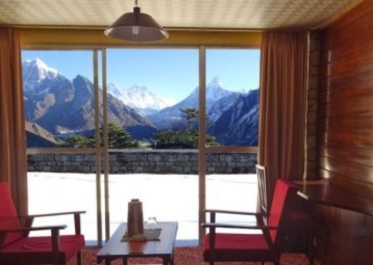 Luxury Lodges Of Everest budget trekking