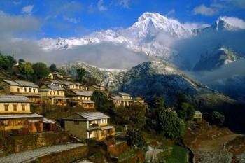 Ghandrung,Chitwan & Everest