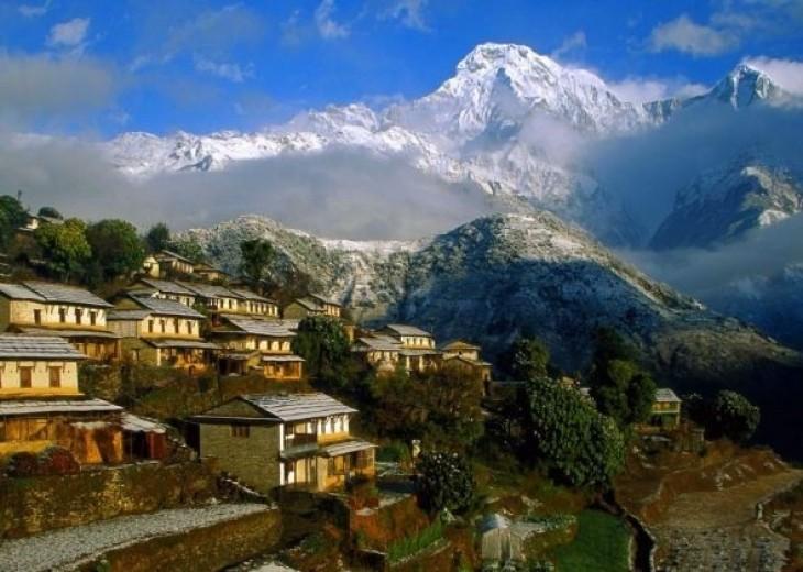 Ghandrung,Chitwan & Everest budget trekking