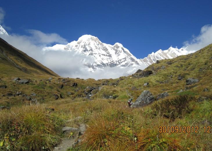 Annapurna Panorama budget trekking