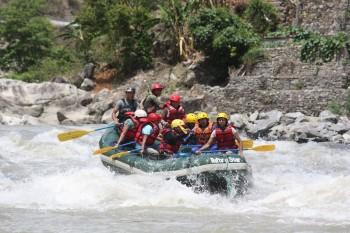 Kathmandu, Chitwan tour with rafting