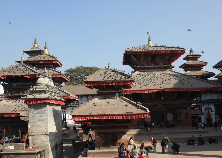 Delhi to Kathmandu budget trekking